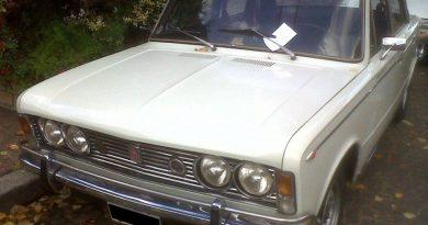 El Fiat 1600: producto argentino