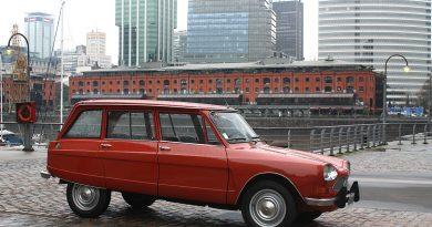 Citroën Ami 8 en Argentina – Primera parte